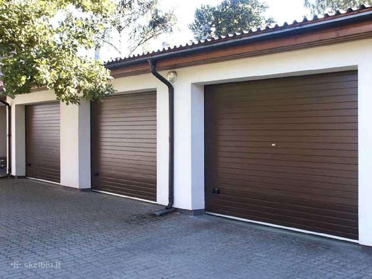 Kokybiški, nebrangūs pakeliami garažo vartai