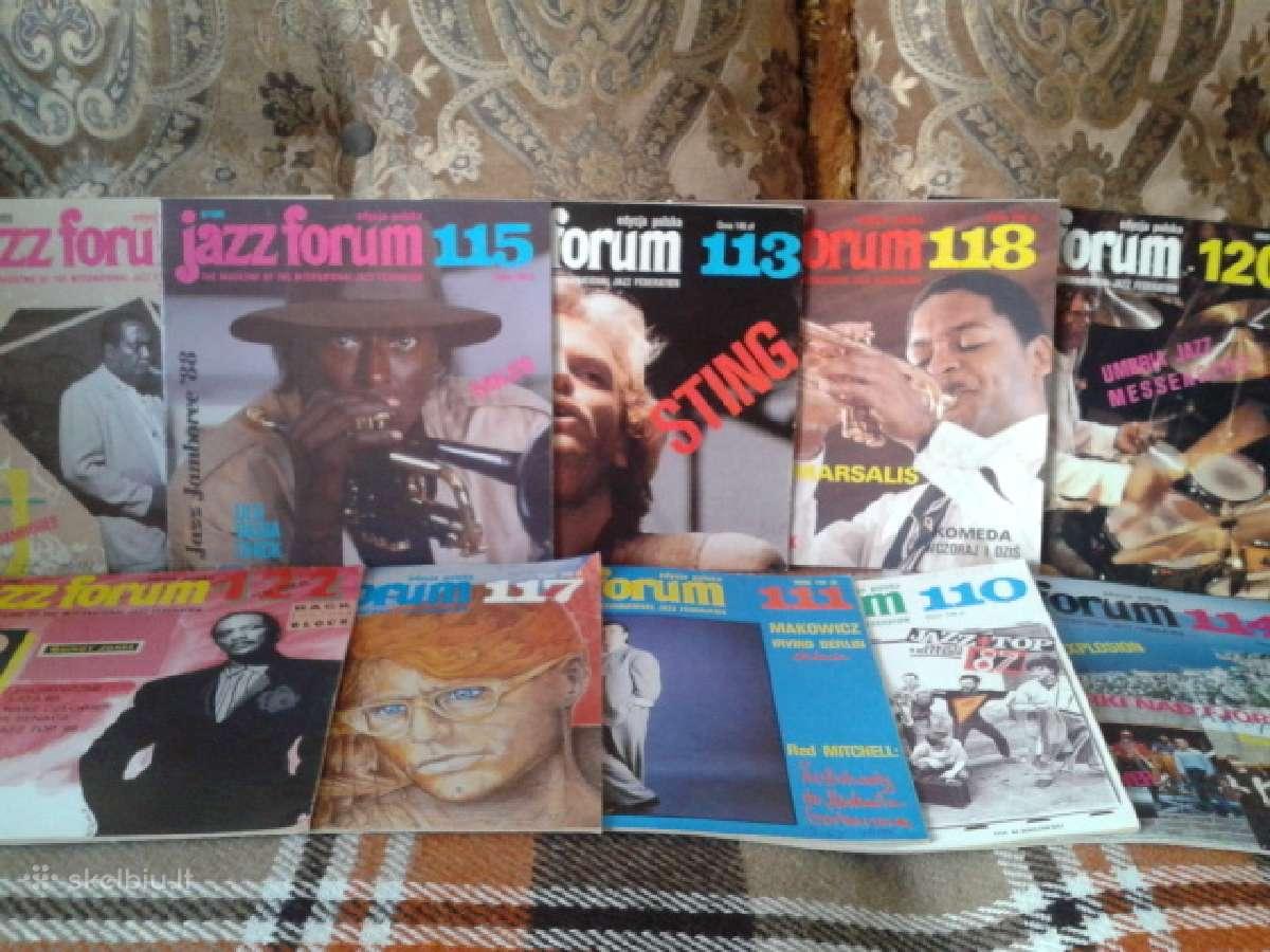 Jazz forum