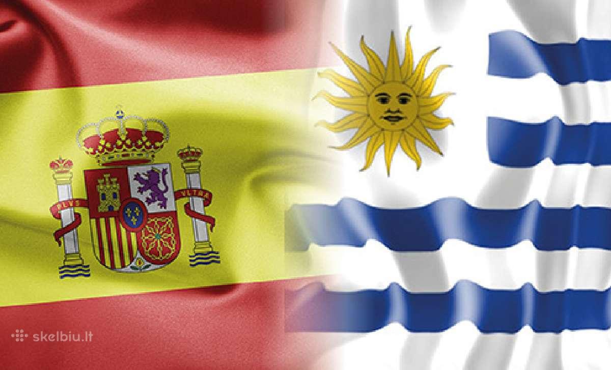 Ispanų kalba individualiai ir mini grupėms