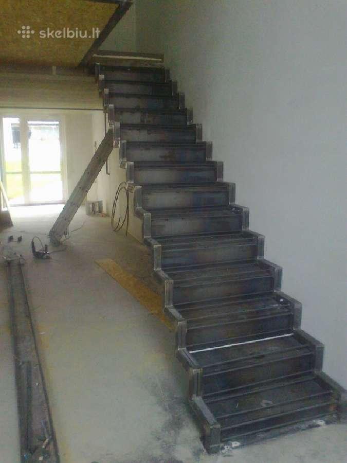 Suvirinimo darbai, metalo konstrukciju gamyba