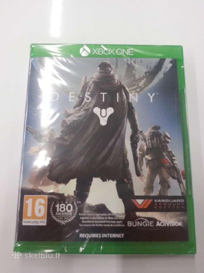 Parduodu Xbox One originalius žaidimus