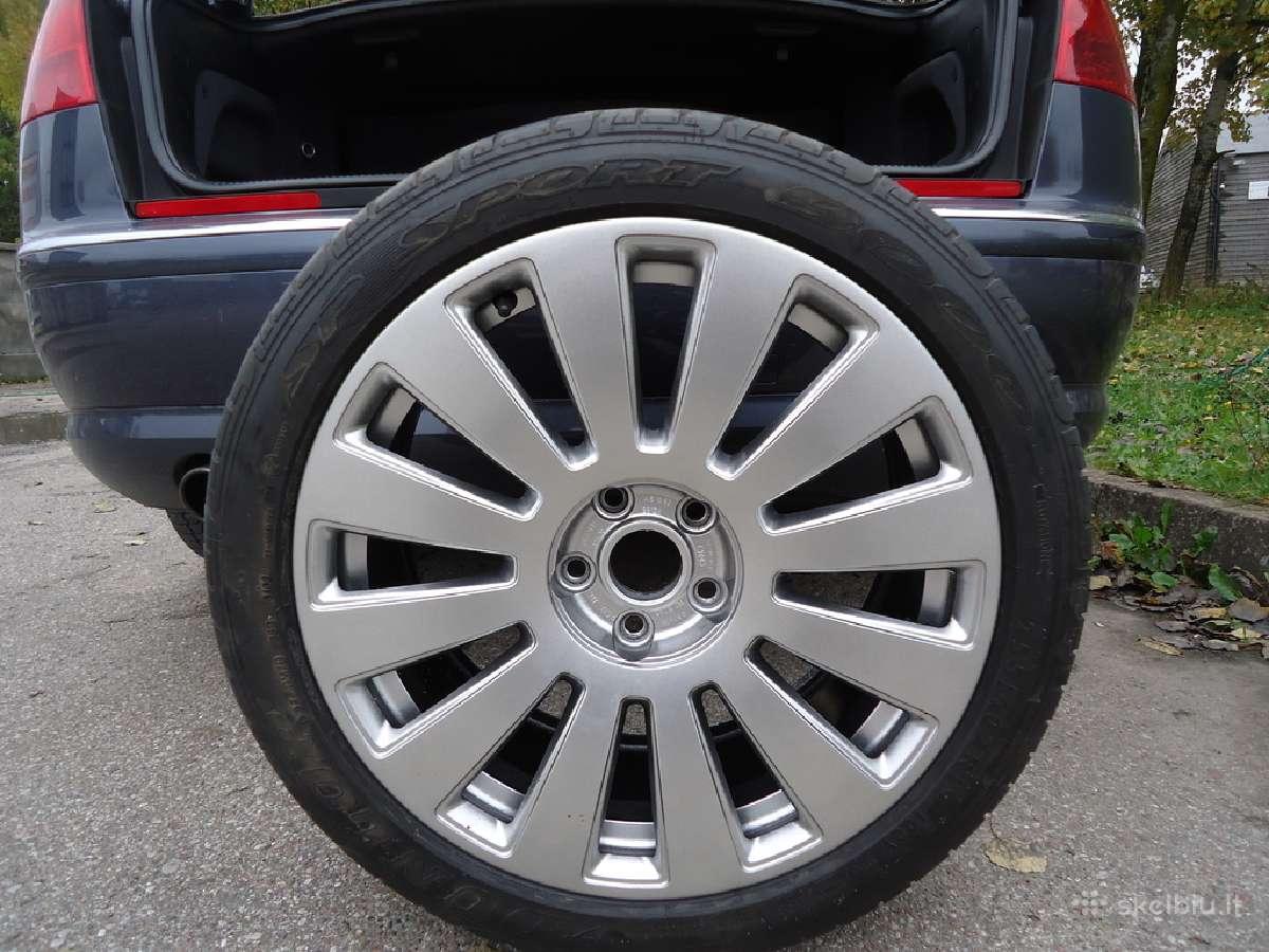 245/45/18 ratlankiai 4 vnt Audi/vw