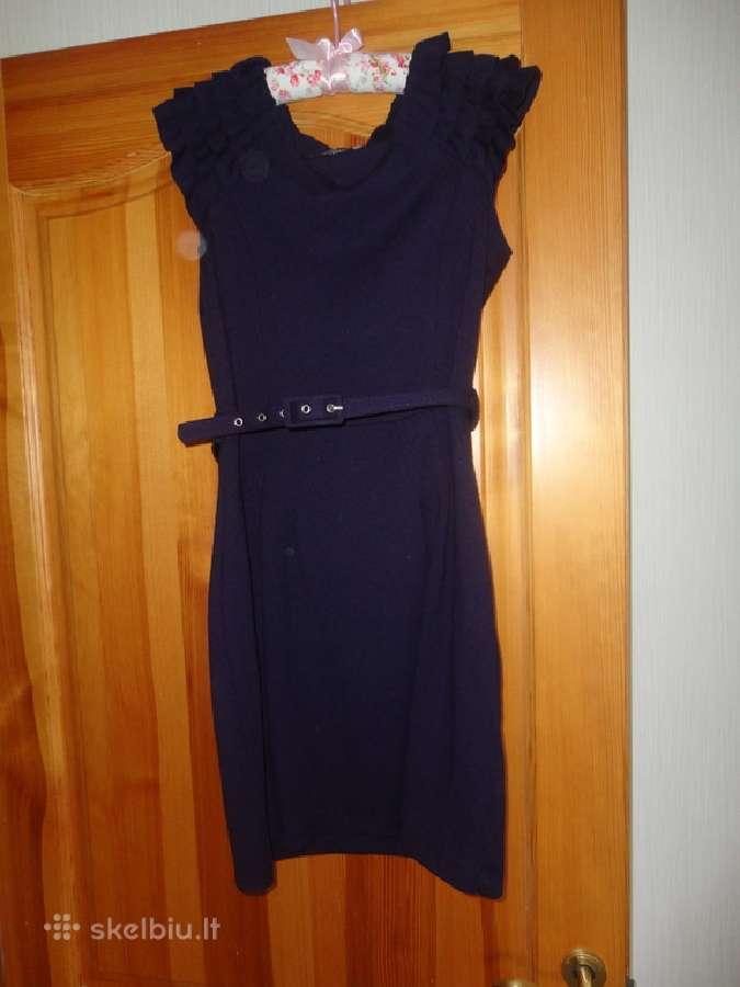Violetinis sarafanas, 6 eurai, S dydis