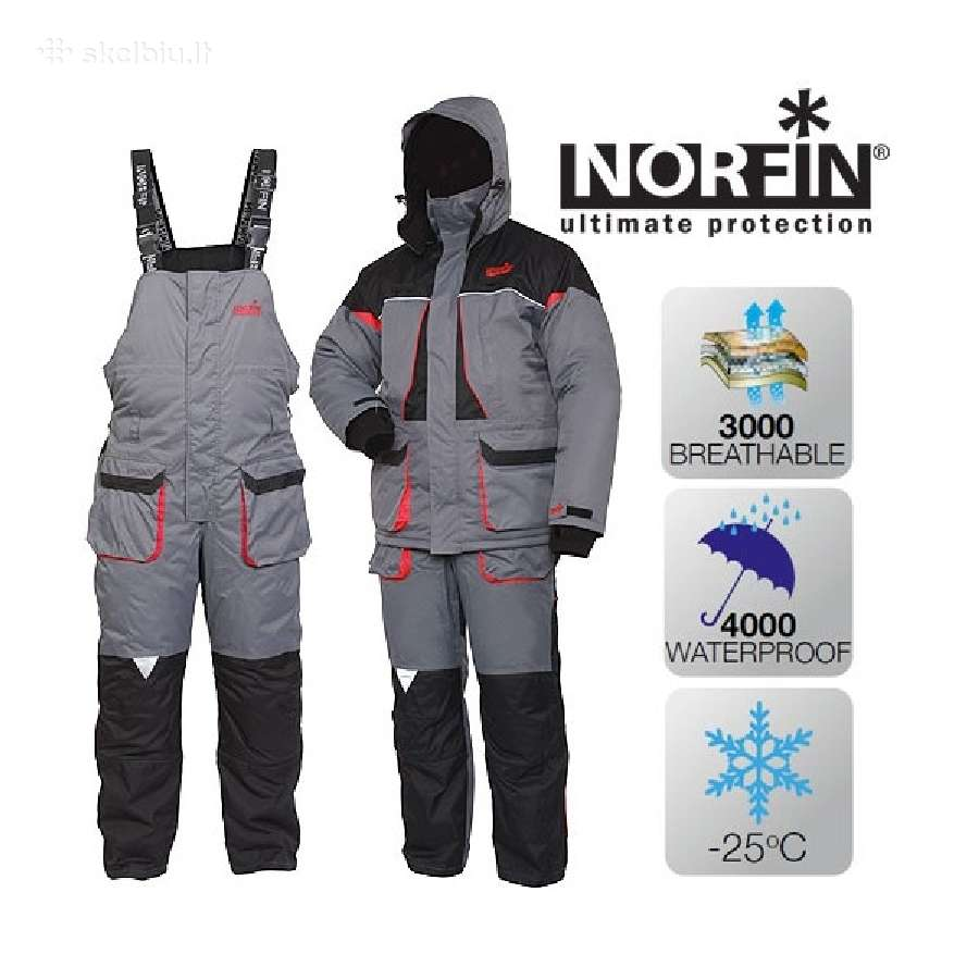 Norfin Arctic Red