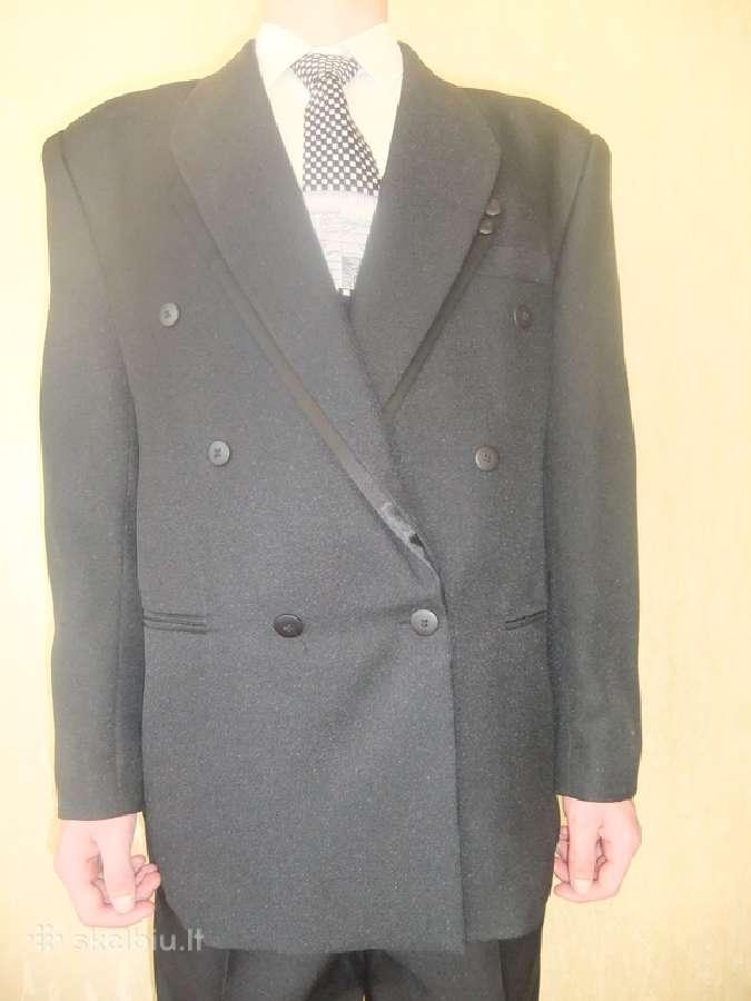 Naujas vyriškas kostiumas