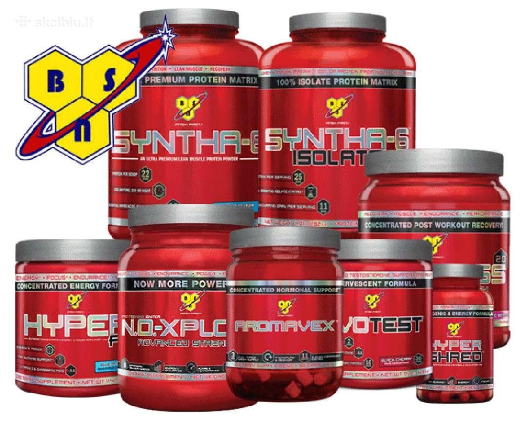 Bsn Nutrition Produktai