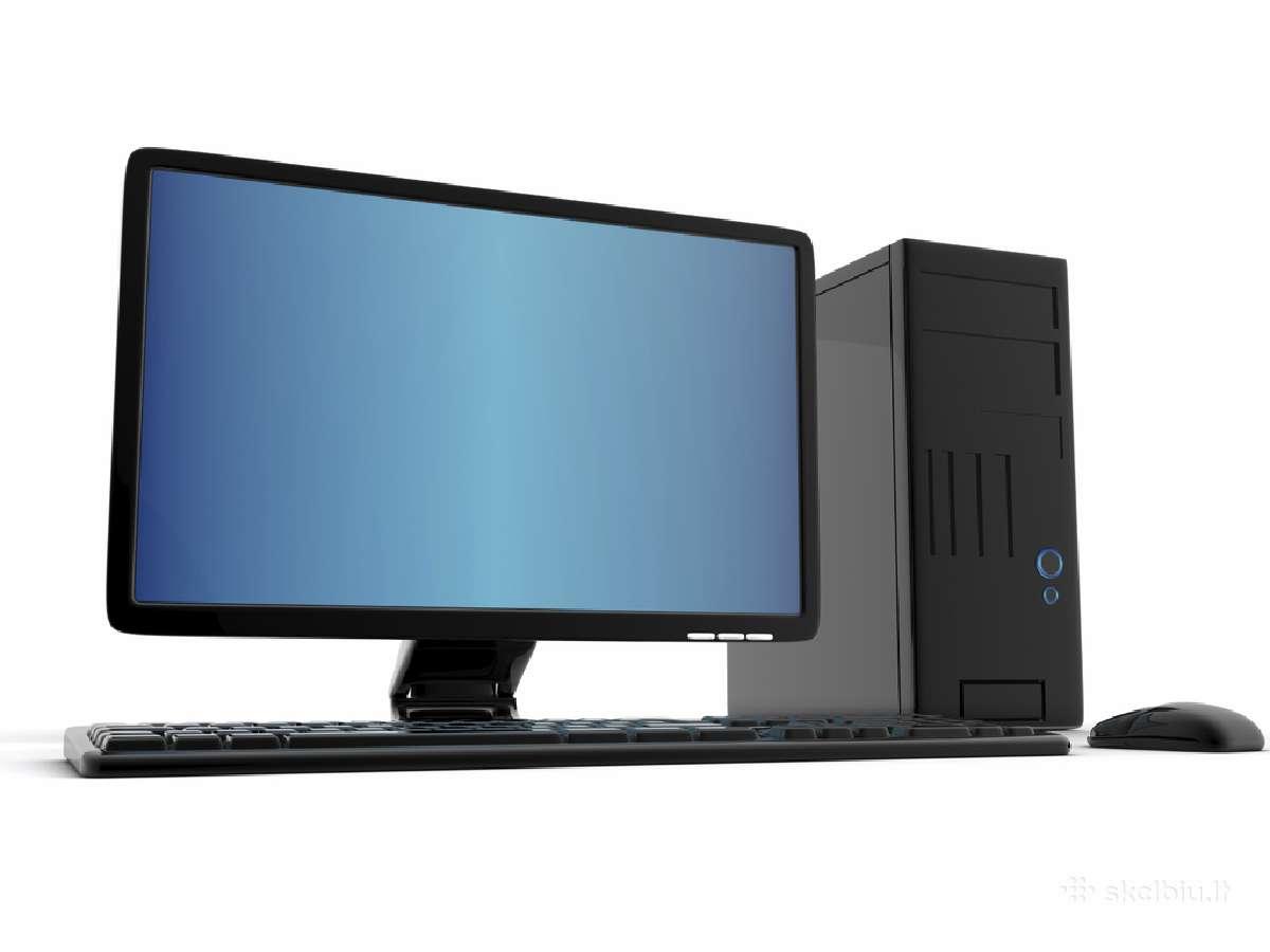 Kompiuterių remontas, valymas!