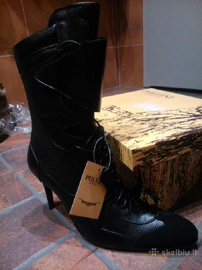 Nauji odiniai batai 40dydis