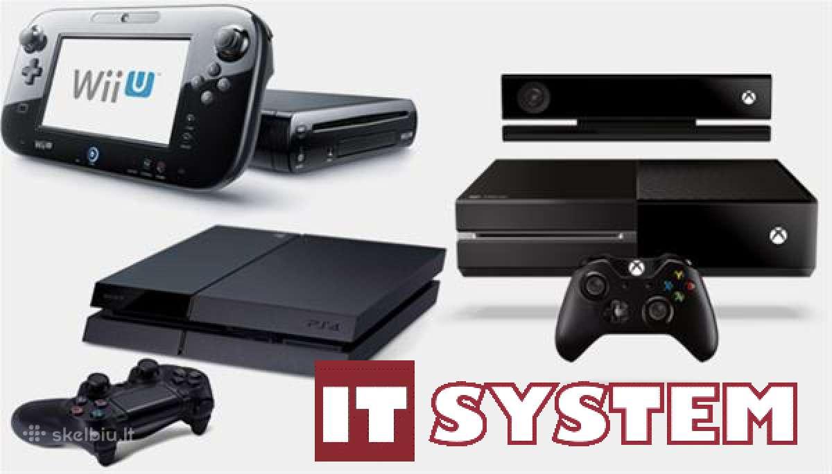 Xbox 360 priedai ir Rgh nulaužimas Panevėžys