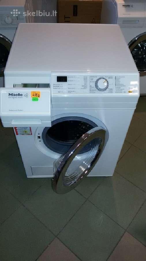 "Skalbimo mašina ""mielė"" Softtronic W 2597"