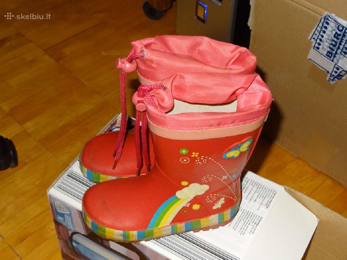 Guminiai batai, sportiniai bateliai