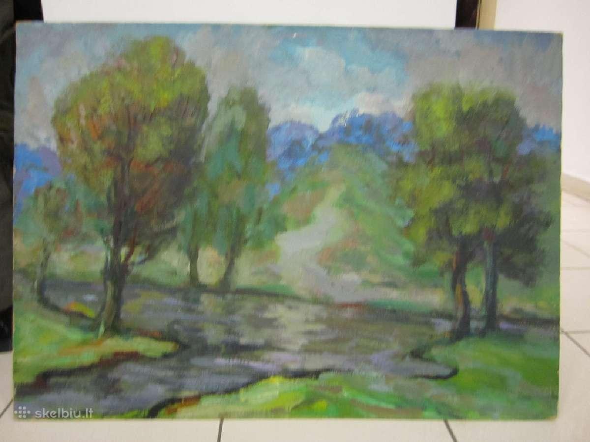 Piešimas, tapyba, kompozicija,darbo vietos nuoma