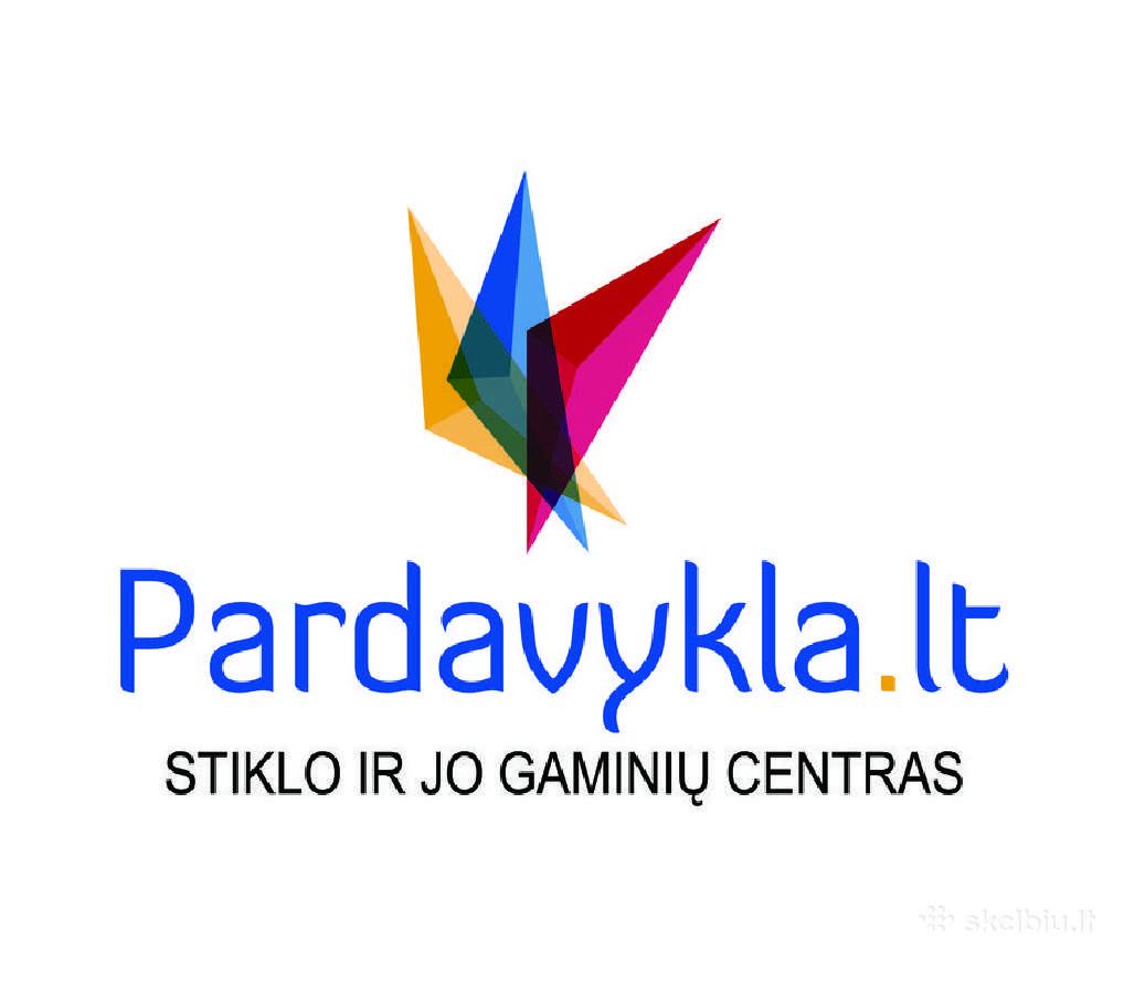 Grūdintas stiklas, stiklo pjaustymas, Vilnius