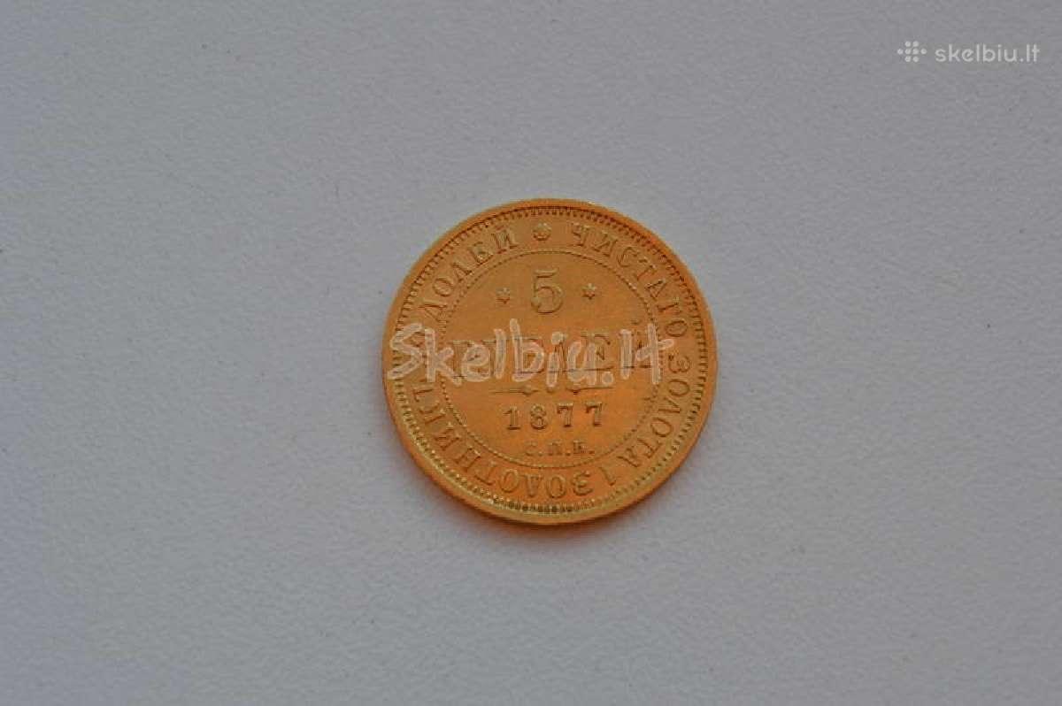 Perku Rusijos 1700-1917m. auksinius,sidabr rublius