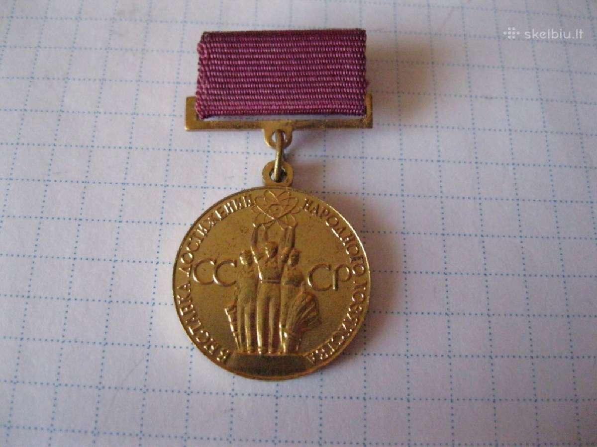 CCP zenkliukas - medaliukas..