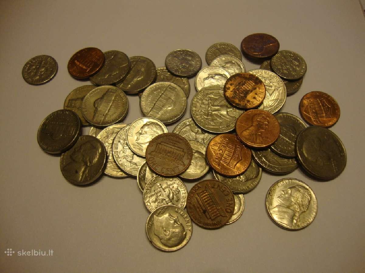 Usa 0.50 Supirksiu Amerikos Centus (jav)