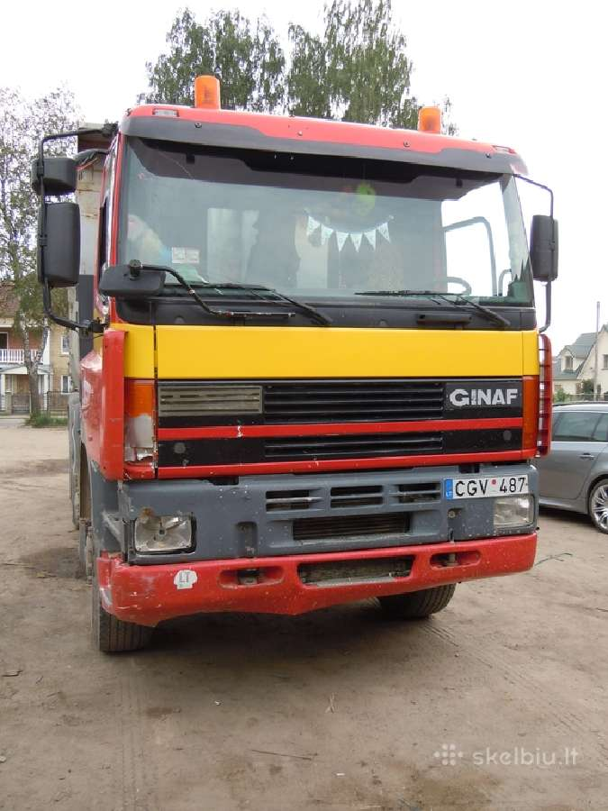 Ginaf M 4243-ts