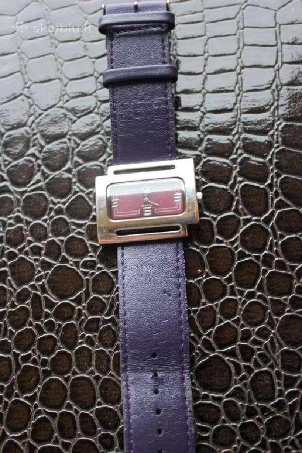 Violetinis laisvalaikio laikrodis
