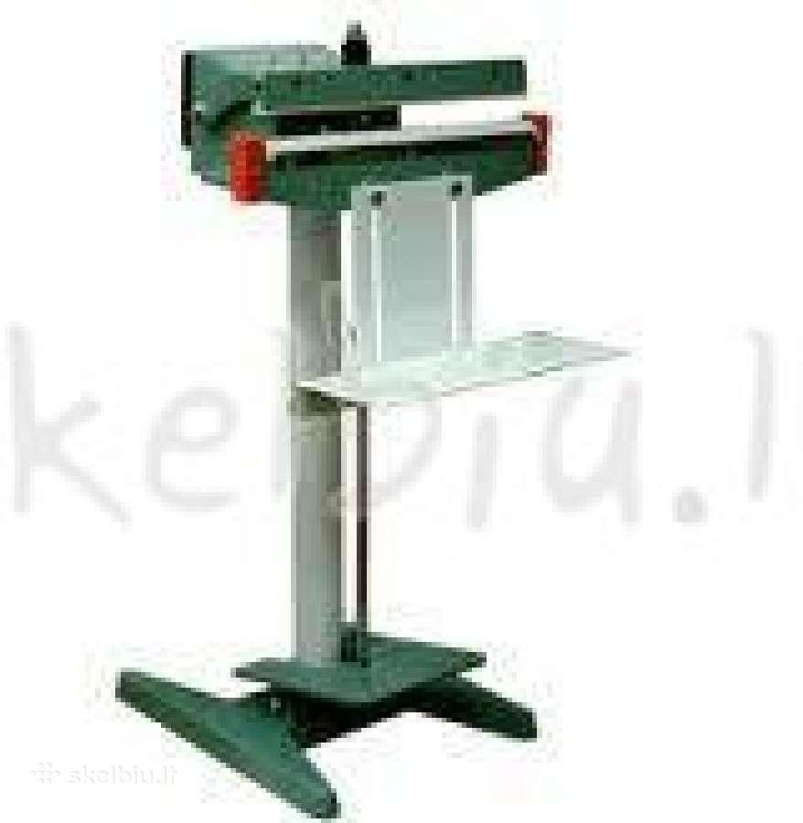 Maišų užlydymo aparatas  siuva.lt