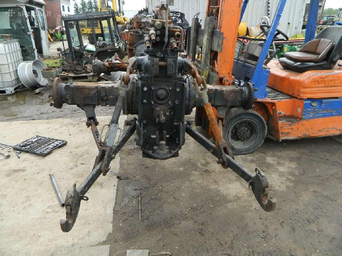 Traktoriaus Case Ih Jx1095 atsarginės dalys