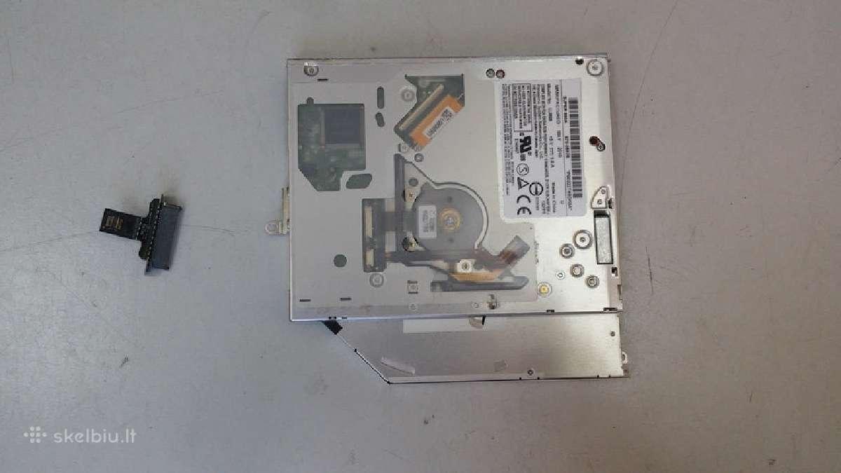 """MacBook Pro 15"""" 2010 A1286 dalimis"""