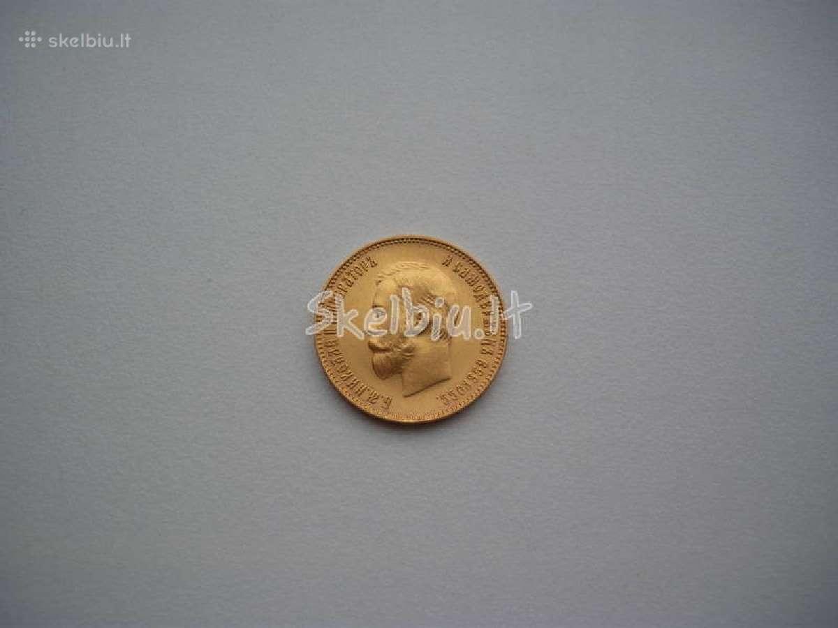 Perku carines rusijos auksinius, sidabrinius rub.