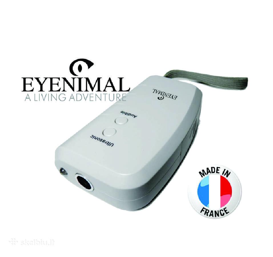 Ultragarsinis prietaisas Eyenimal šunims atbaidyti