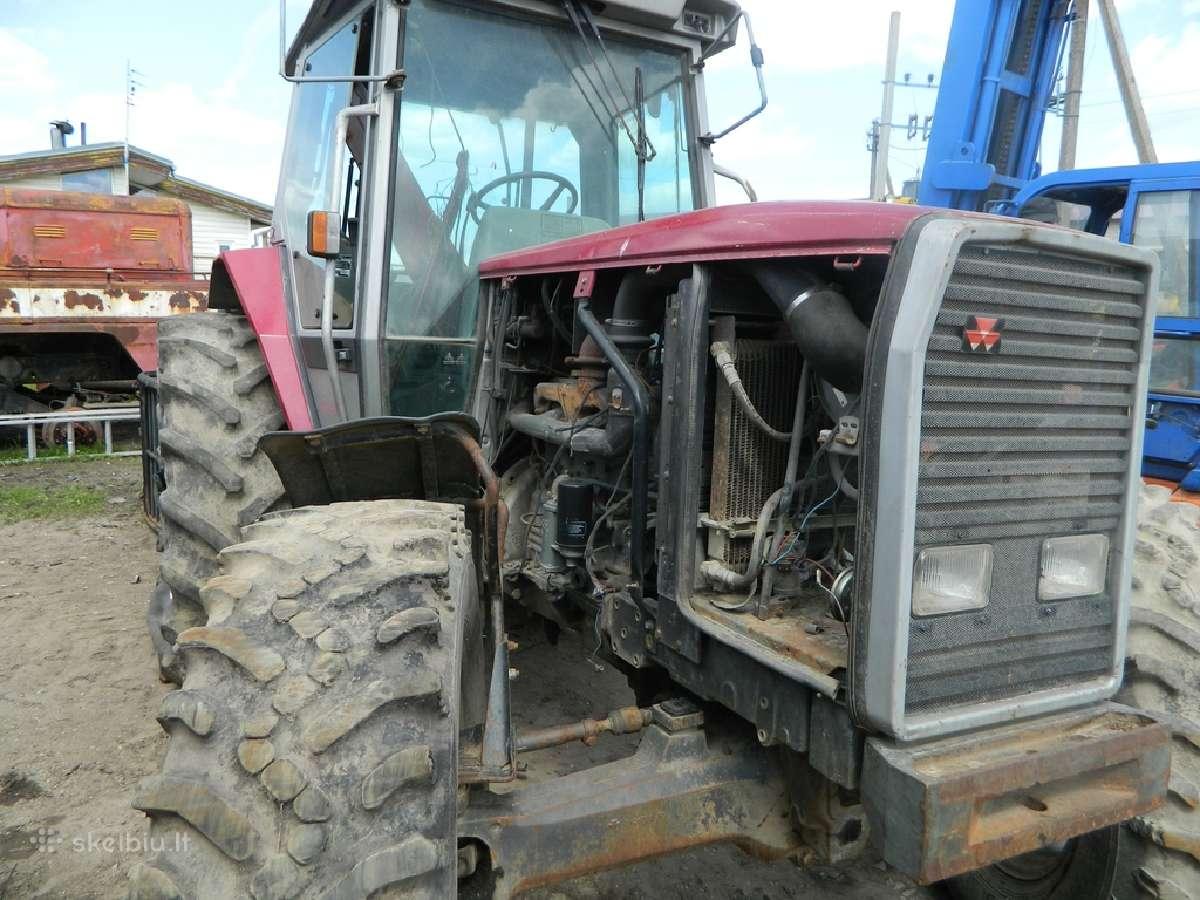 Traktoriaus Massey Ferguson 3610 atsarginės dalys