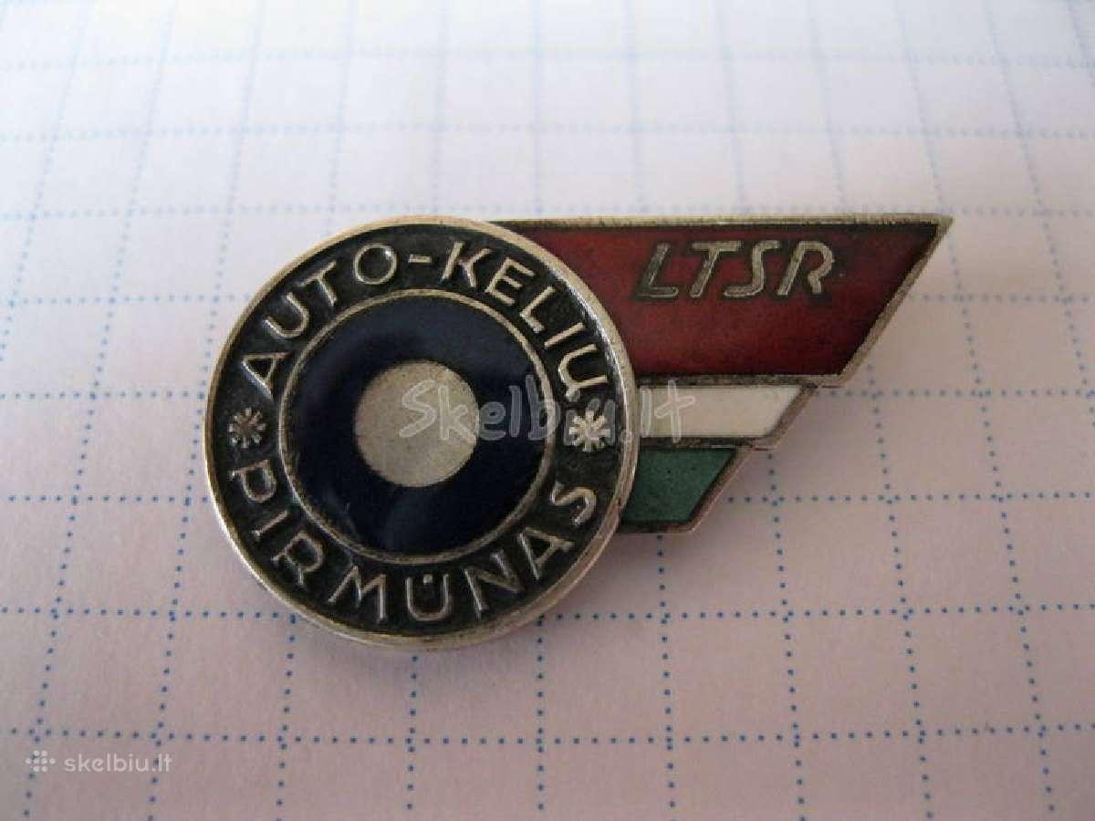 Ltsr ženklelis - apdovanojimas..zr. foto..