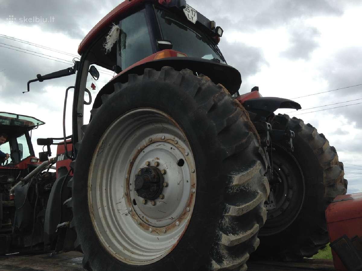 Traktoriaus Case Mx 240 Magnum atsarginės dalys