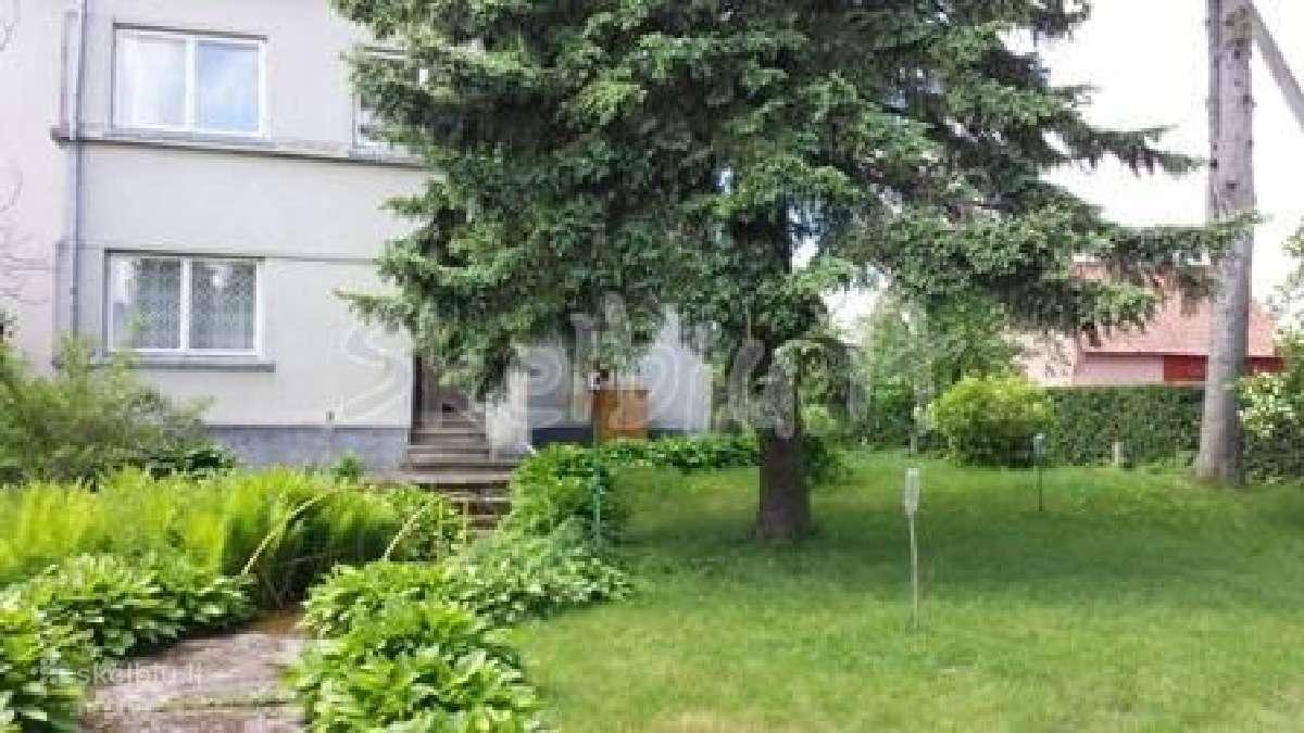 Gyvenamasis namas su dideliu žemės sklypu(2 namas)