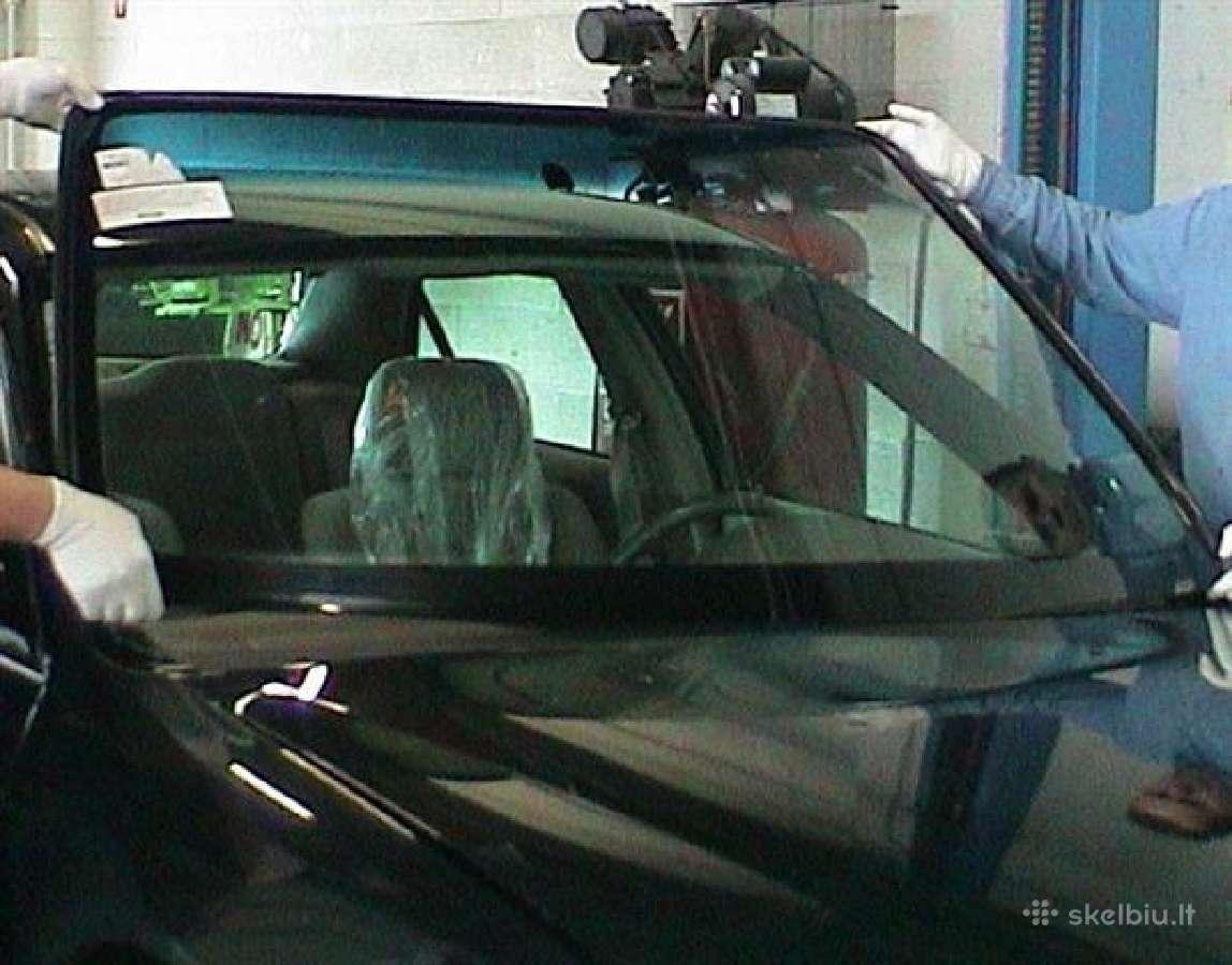 Automobilių stiklai - keitimas prieinama kaina