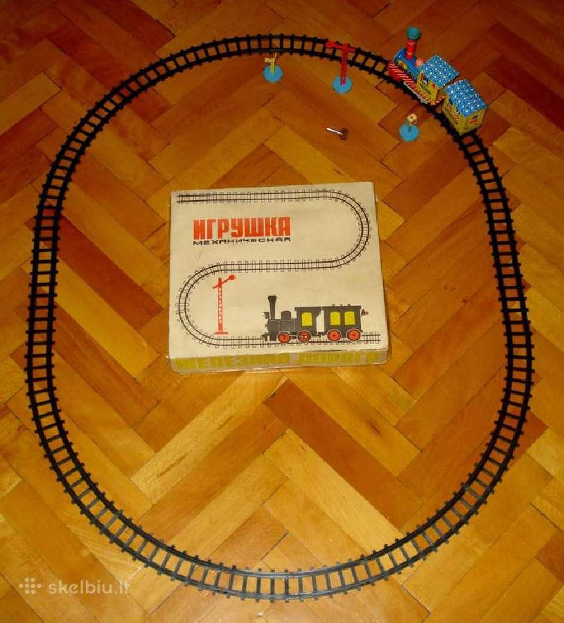 Traukinukas - Dezuteje.. Is CCP.lotas nr.23