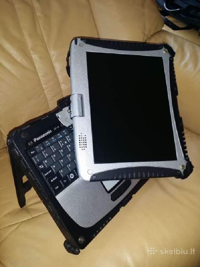 Panasonic Toughbook Cf-19 Diagnostika Navigacija