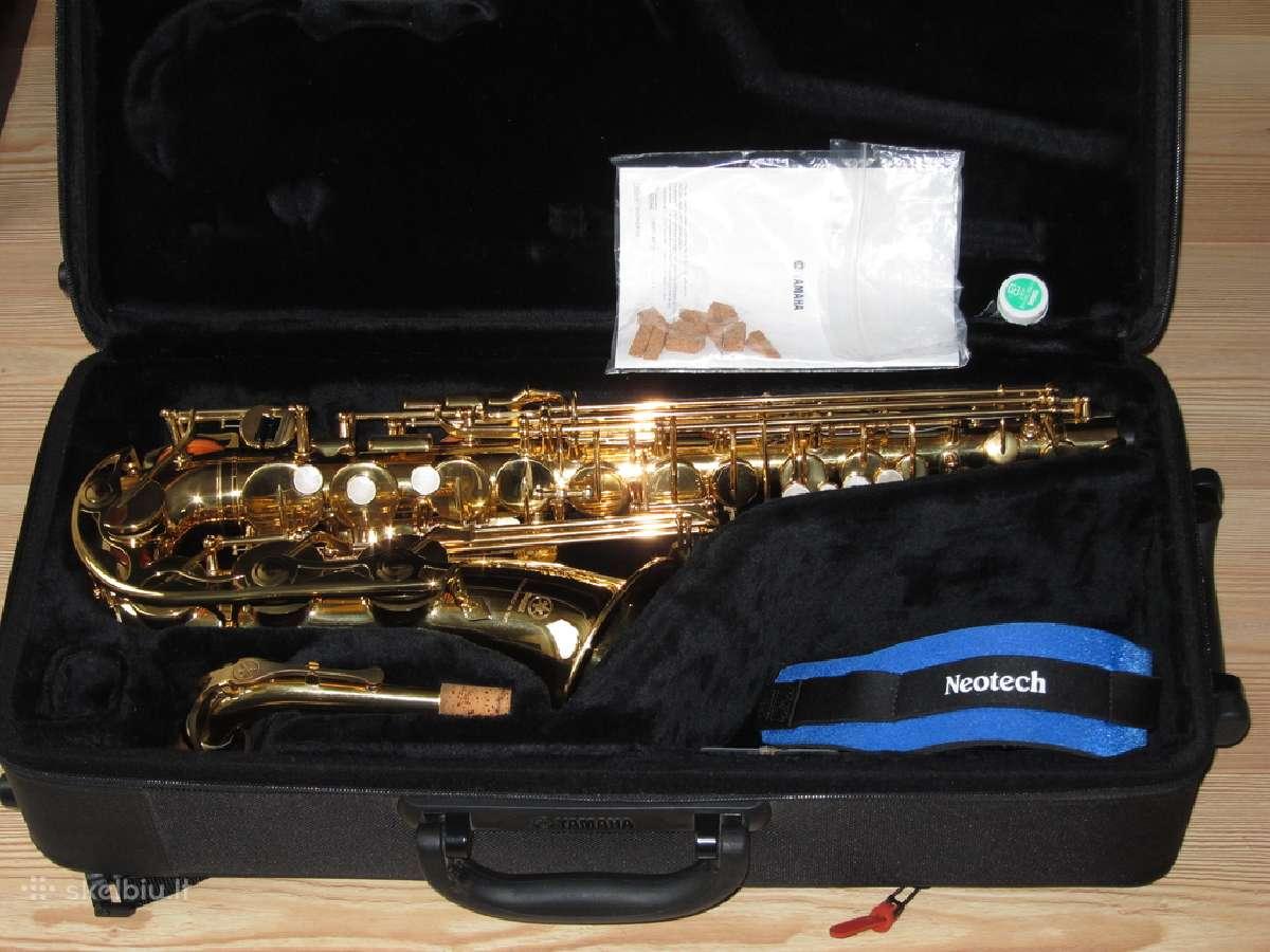 Saksofonas Altas Yamaha Yas-275