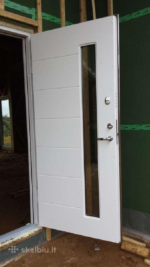 Aukščiausios kokybės Šarvuotu-seifo duru gamyba