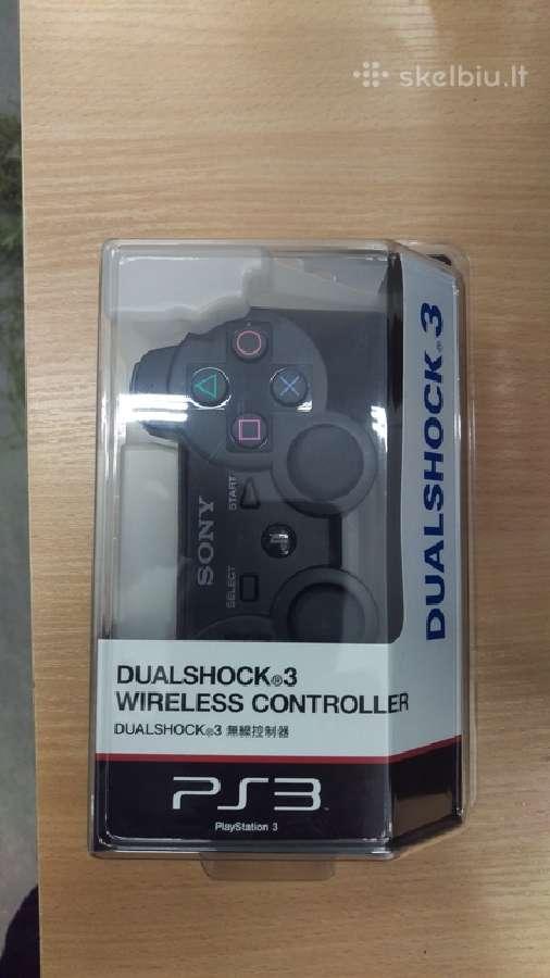 PS3 valdymo pulteli joystick new playstatation 3