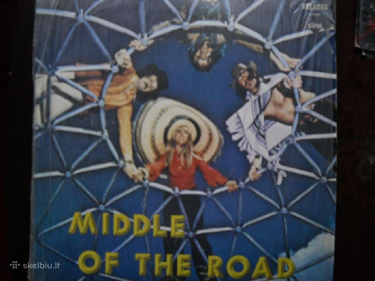 Plokštelės vinilinės Middle Of The Road, Neil Diam