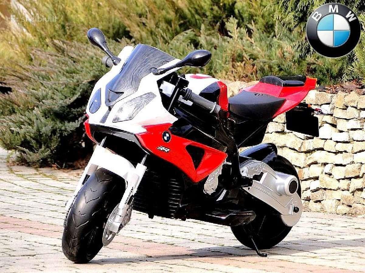 Naujiena 2015m.licenzijuotas motociklas Bmw vaikam