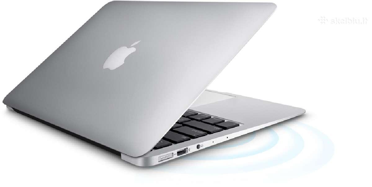 """Apple MacBook Air 13"""" i5/8gb/128gb naujas 2016 mod"""
