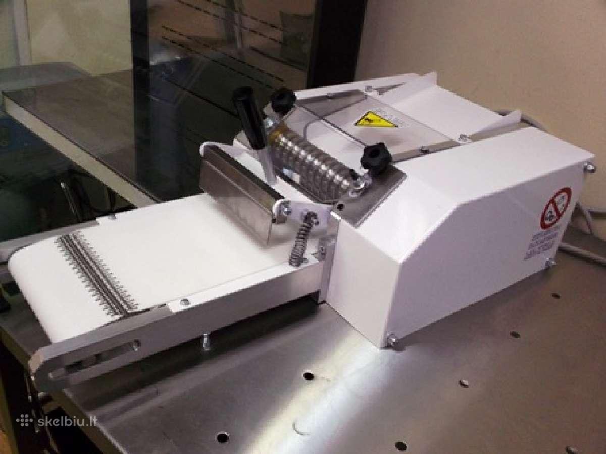 Grissini lazdelių gamybos įrenginys