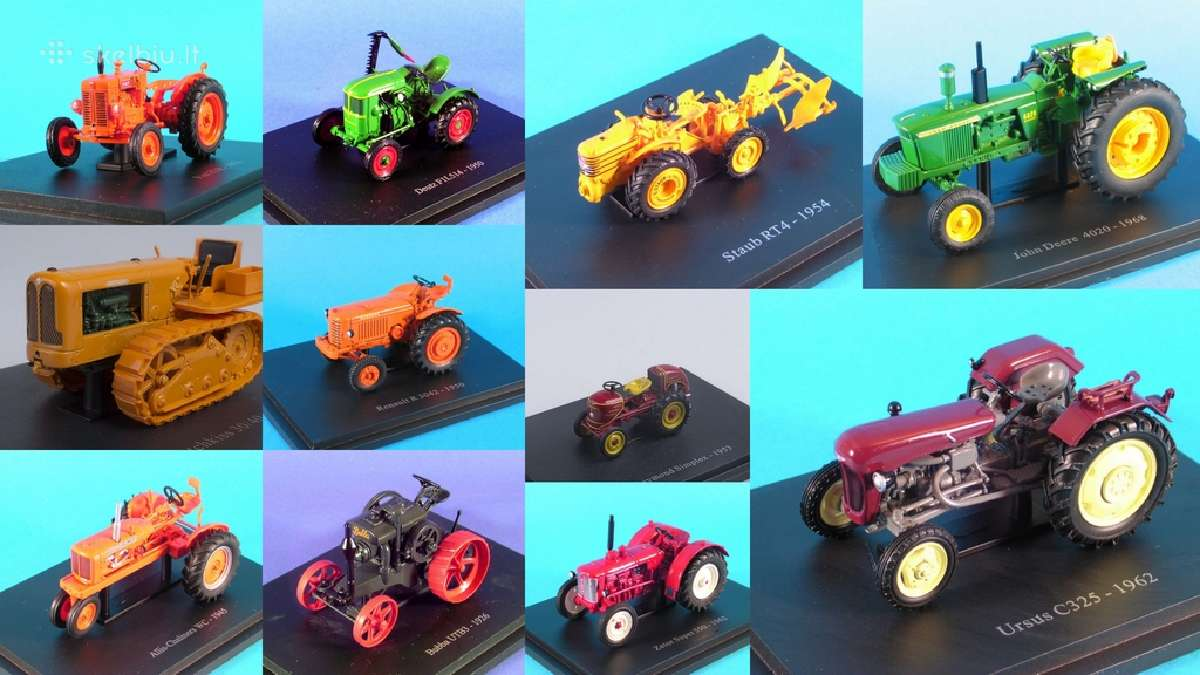Tractor 1/43