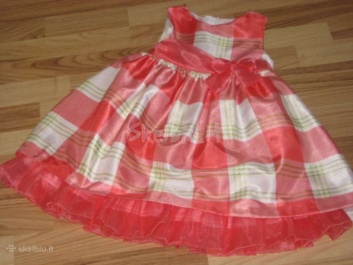 Puošni suknelė 3-4metų mergaitei