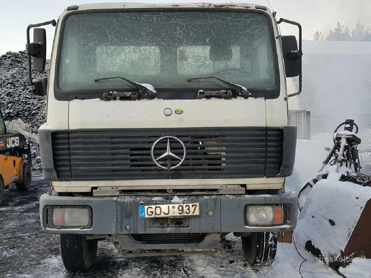 Mercedes Benz 2531, 1822, 1824, 1831, 1717, 1720