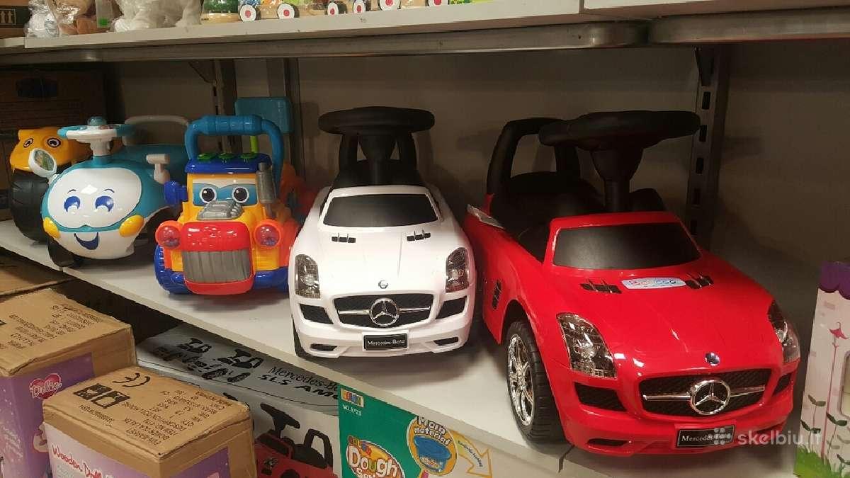 Paspirtukas Mercedes-benz Sls Amg tik 33eur.