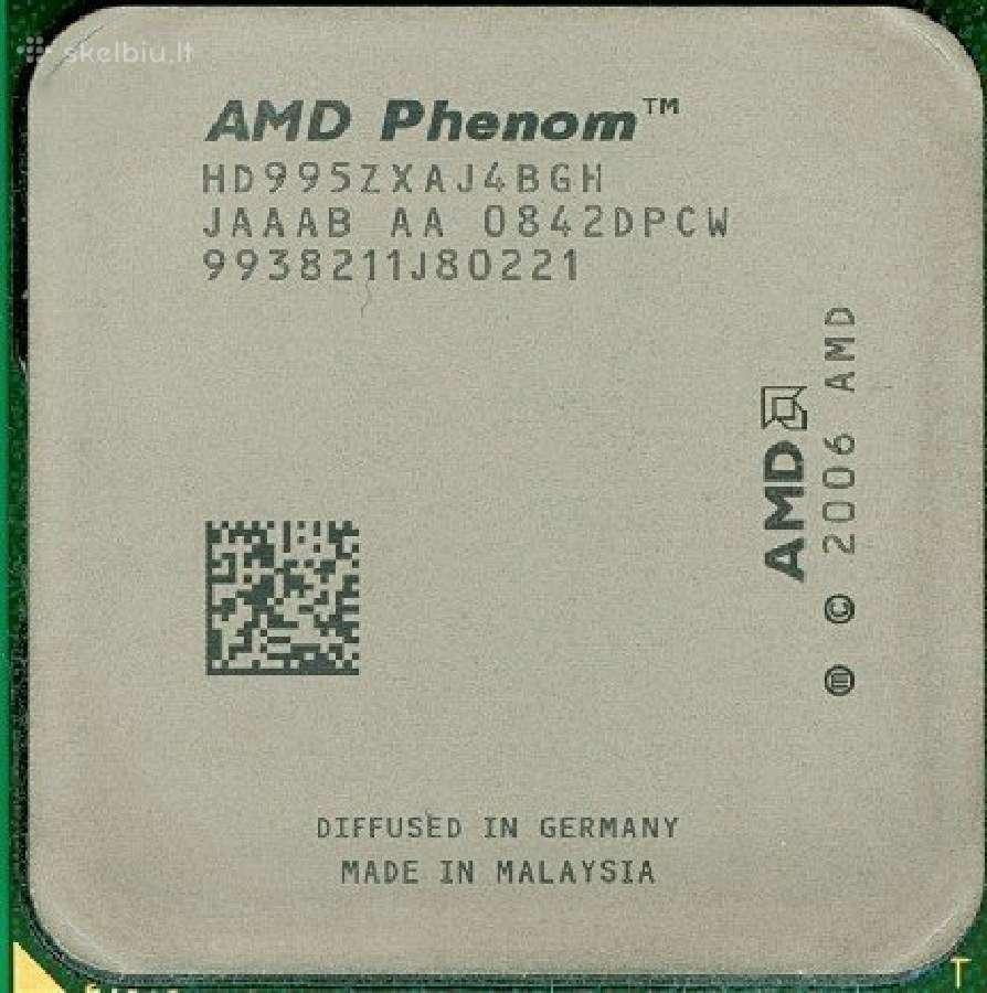 Stacionariu Pc Amd Cpu Am2, Am2+, Am3, Am3+ (Ok)