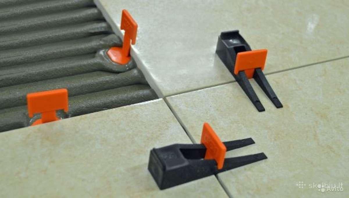 Plytelių Lyginimo Sistema- Paprasta, Greita, Lygu!