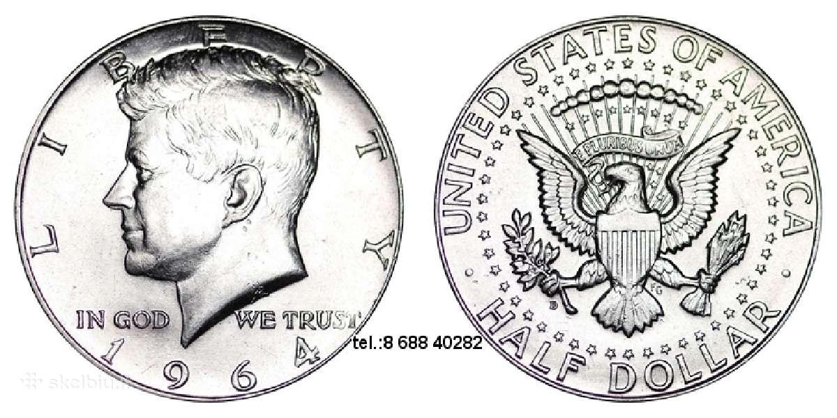 Kennedy half dollar