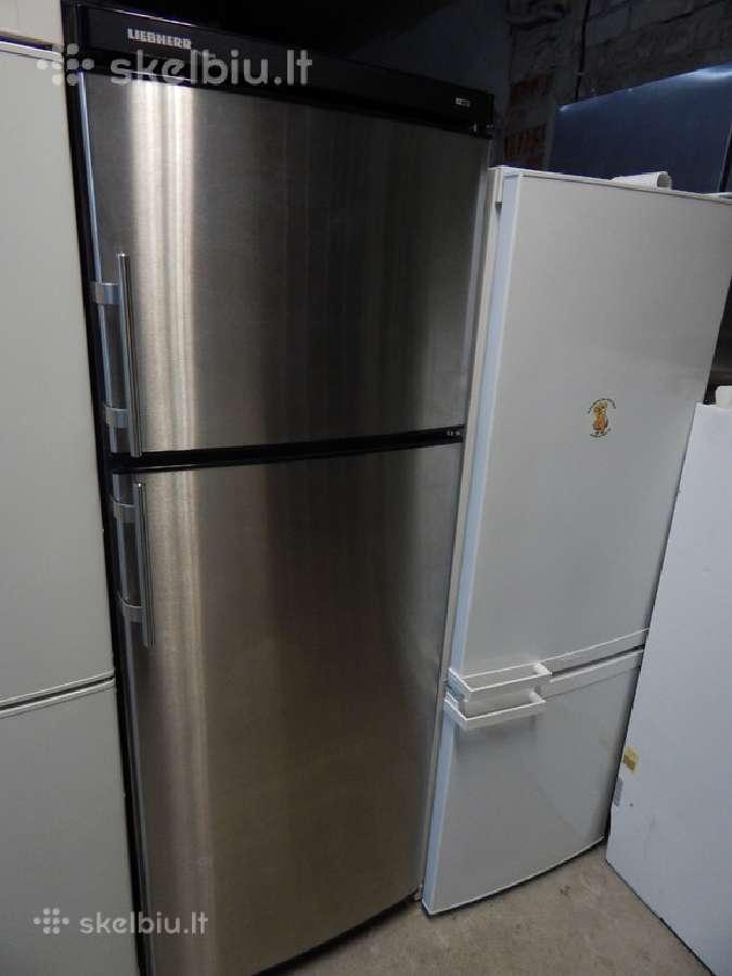 Šaldytuvas Liebherr 150 eurų