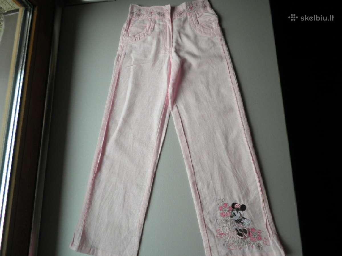 Disney C&a kelnės, 128cm ūgiui. Kaina – 5,00 Eur.